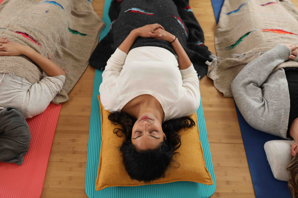 breathwork and meditation