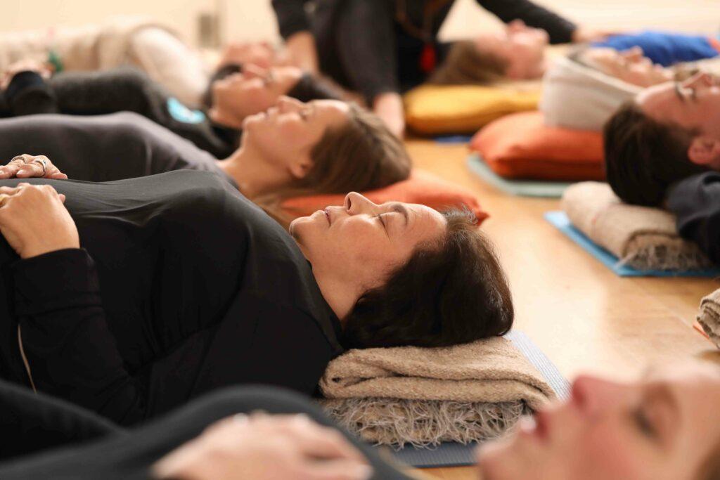 breathwork for sleep